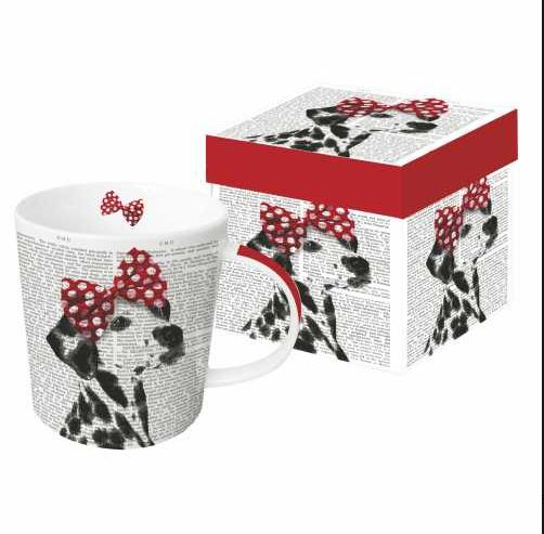 DOLLY GIFT BOXED MUG
