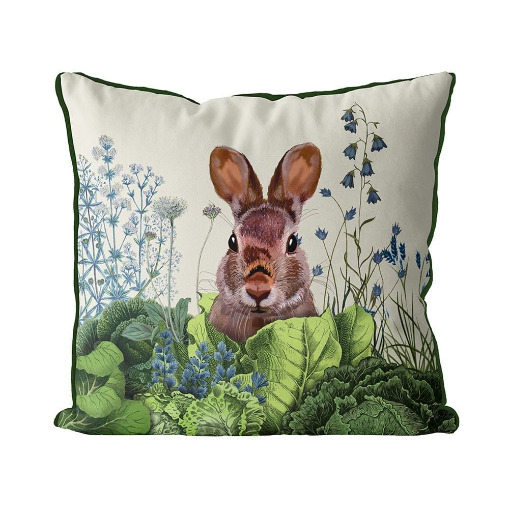Cabbage Patch Rabbit 6 Pillow