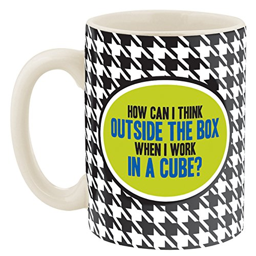 "All for Fun ""Outside the Box"" Mug"